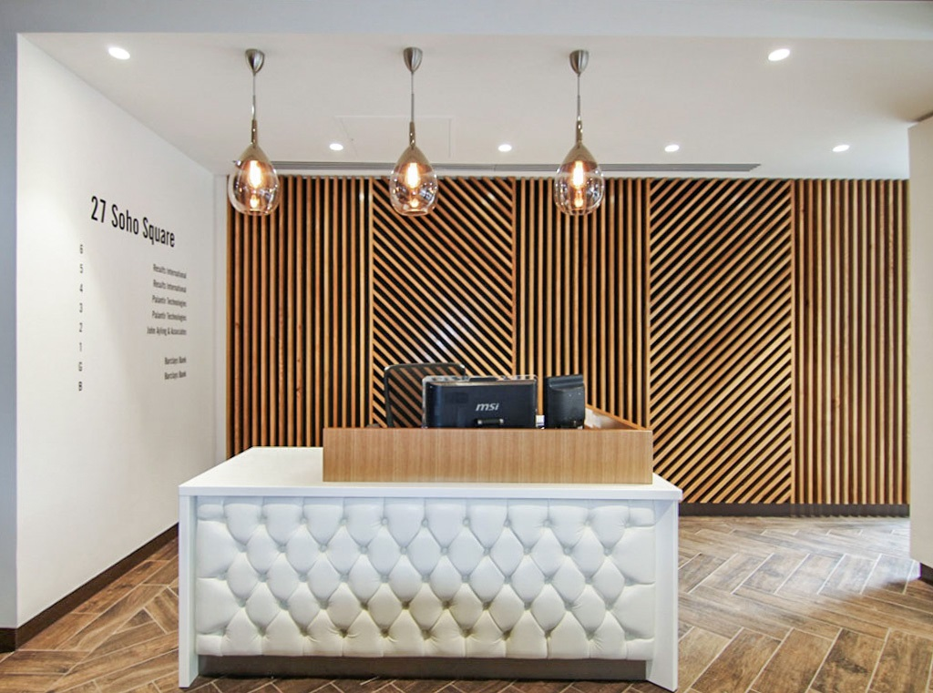 27 soho square reception